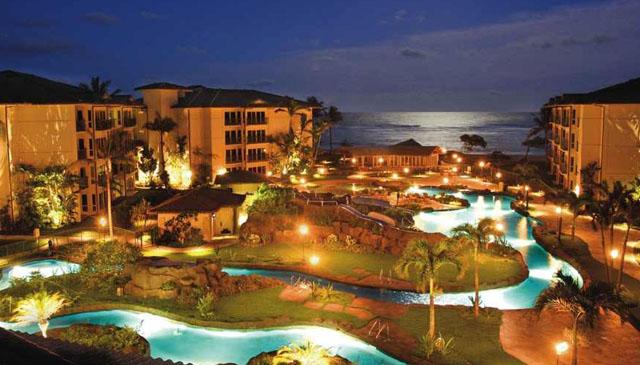 Waiohai Beach Hotel