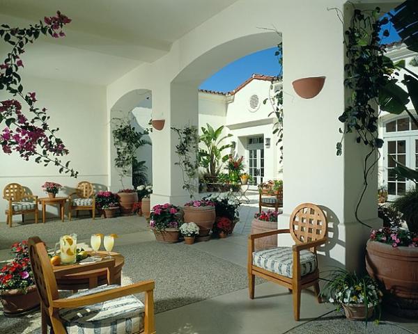 Four Seasons Residence Club Aviara Courtyard