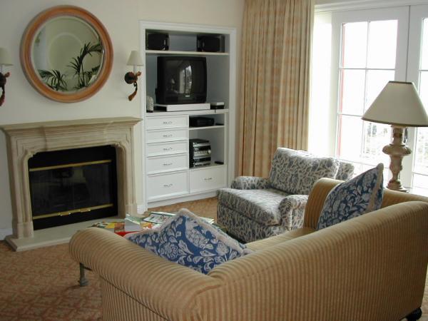 Four Seasons Residence Club Aviara Living Area