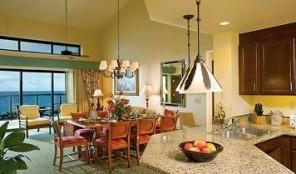 Marriott Ko Olina Dining and Living Areas