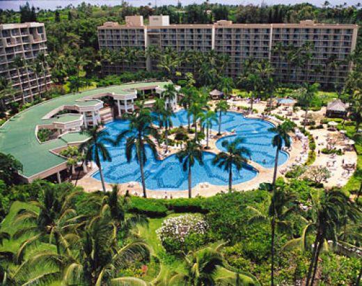 Kauai Marriott Resort Beach Club Villas