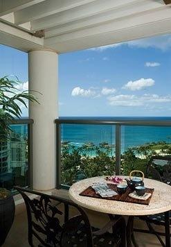 Marriott Ko Olina Beach Club Balcony