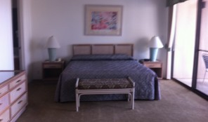 Sands of Kahana Master Bedroom