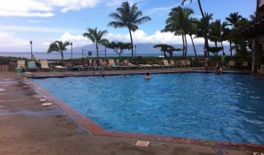 Sands of Kahana Swimming Pool