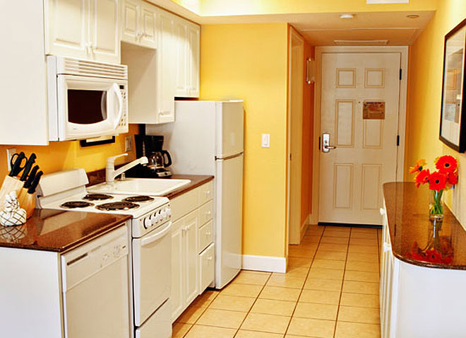 Carlsbad Inn Beach Resort Kitchen