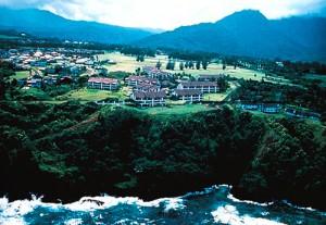 Cliffs Club Aerial View