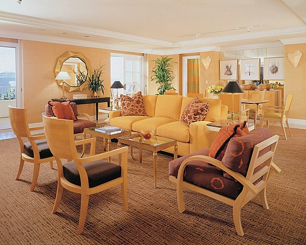 Four Seasons Residence Club Aviara Living and Dining Area