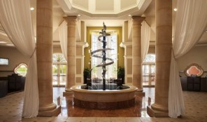 Hilton Grand Vacations Club at Seaworld International Center Lobby
