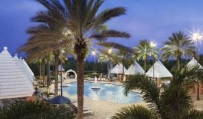 Hilton Grand Vacations Club at Seaworld International Center Swimming Pool