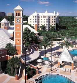 Hilton Grand Vacations Club at Seaworld International Center View