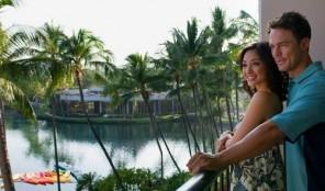 Hilton Grand Vacations Club at Waikoloa Beach Resort Balcony