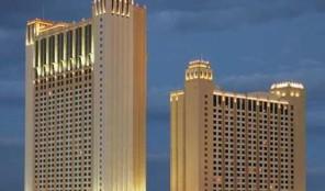 Hilton Grand Vacations Club on the Las Vegas Strip Exterior