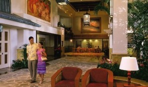 Hilton Grand Vacations at Hilton Hawaiian Village Lobby