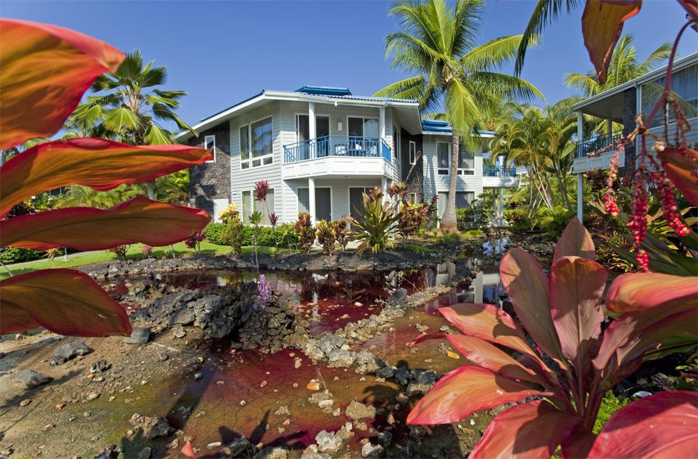 Holua Resort at Mauna Loa Village Exterior