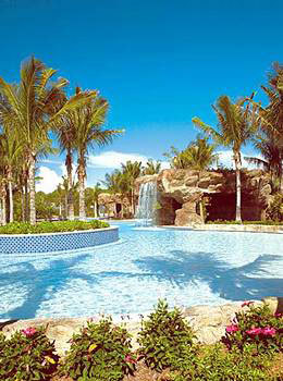 Hyatt Coconut Plantation Resort Swimming Pool