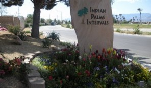 Indian Palms Sign