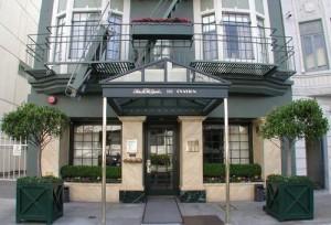 Inn at The Opera Entrance