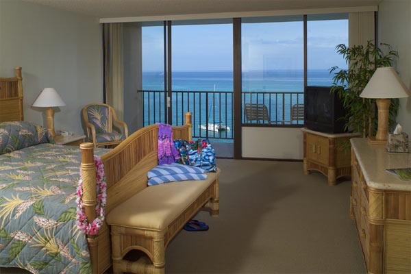 Kahana Beach Vacation Club Bedroom
