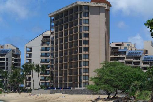 Kahana Beach Vacation Club Exterior