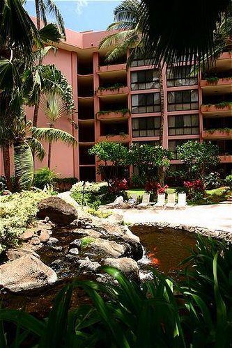 Kahana falls advantage vacation timeshare resales for Koi pool and sauna