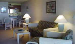 Lawai Beach Resort-Poipu Beach Living Area