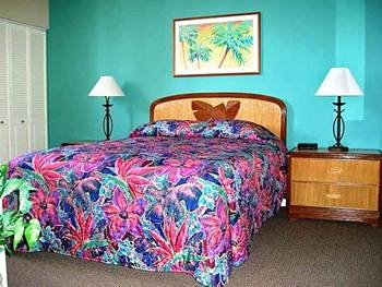 Lifetime in Hawaii at The Royal Kuhio Master Bedroom