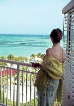 Marriott Aruba Surf Club Balcony View