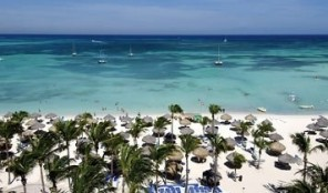 Marriott Aruba Surf Club Beach