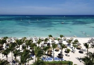 Marriott Aruba Surf Club Beach
