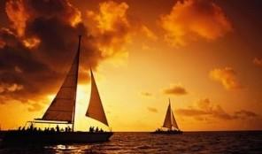 Marriott Aruba Surf Club Sunsets