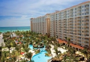 Marriott Aruba Surf Club View