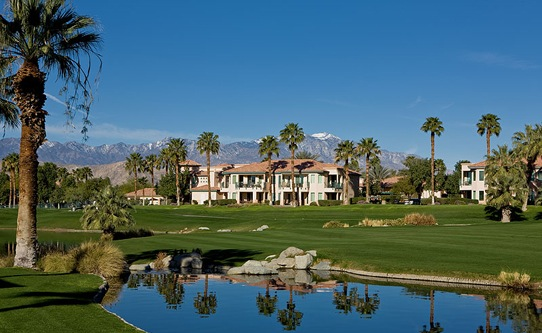 Marriott Desert Springs Villas II Golf