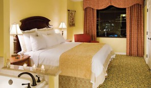Marriott Grand Chateau Master Bedroom