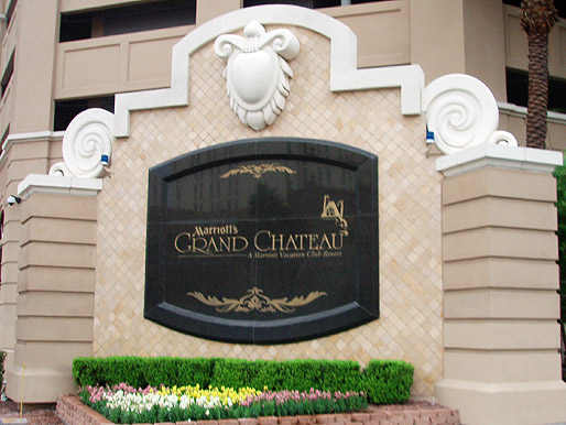 Marriott Vacation Club Adds To Marriott Grand Chateau Las