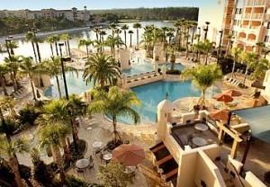 Marriott Grande Vista View