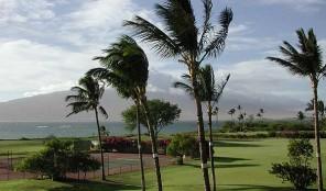 Maui Schooner Tennis Courts