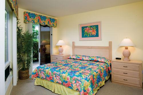 Mauna Loa Village by the Sea Master Bedroom