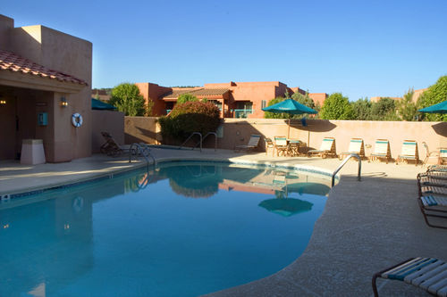 Sedona summit advantage vacation timeshare resales Summit hotel magnolia swimming pool