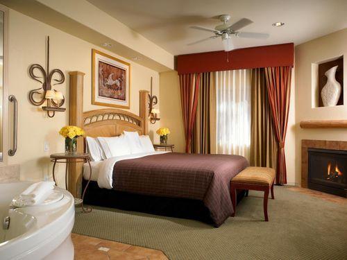 Sheraton Desert Oasis Master Bedroom