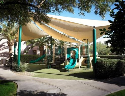 Sheraton Desert Oasis Playground
