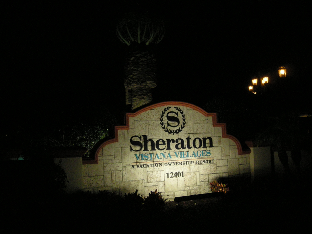 Sheraton Vistana Villages Bella Phase 2017 Maintenance Fees