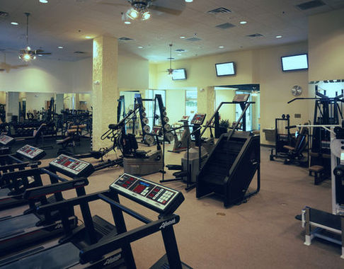 Suites at Polo Towers Fitness Center