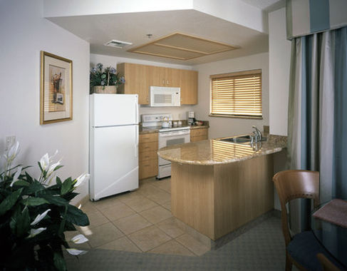 Suites at Polo Towers Kitchen