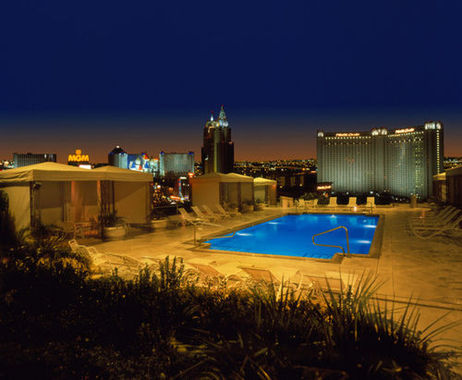 Suites at Polo Towers Swimming Pool