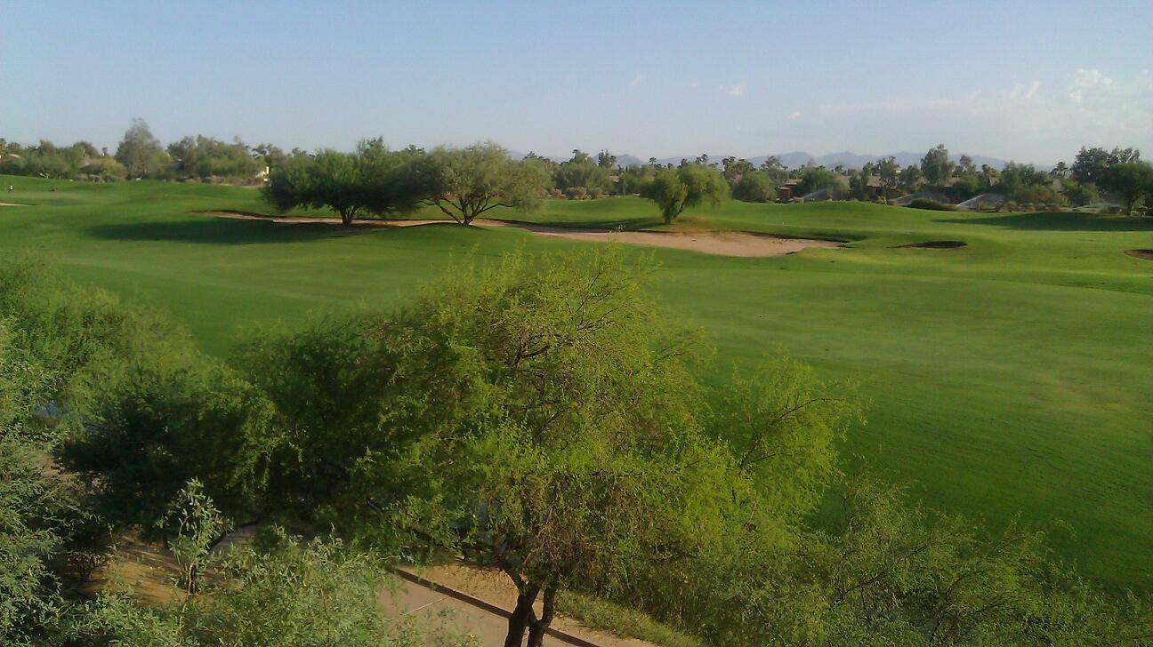 Westin Kierland Villas Golf