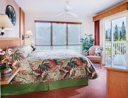 Wyndham Bali Hai Villas Master Bedroom
