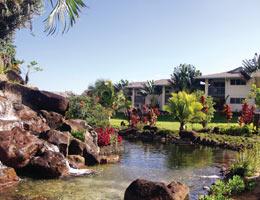 Wyndham Bali Hai Villas Pond