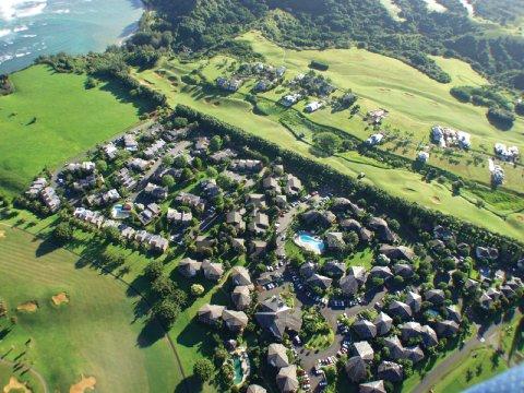 Wyndham Ka Eo Kai Aerial View