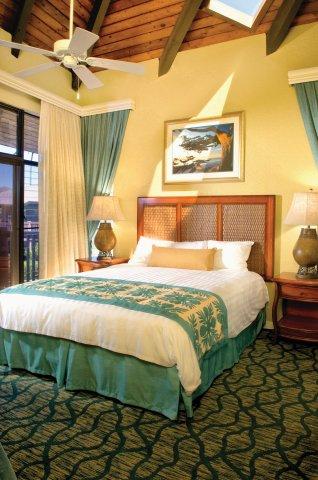 Wyndham Ka Eo Kai Master Bedroom