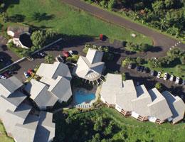 Wyndham Shearwater Aerial View